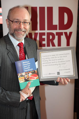 Child Poverty Champion Pledge