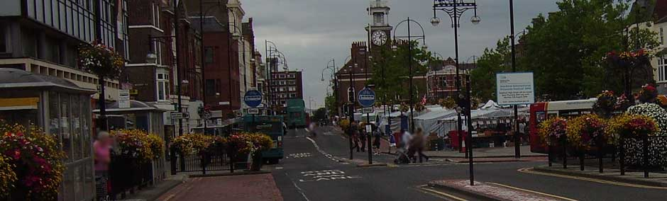 Stockton High Street