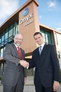Alex opens new business centre in Stockton