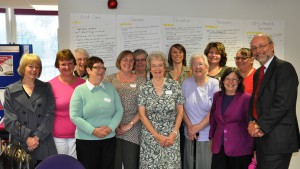 Alex hails women's listening event success