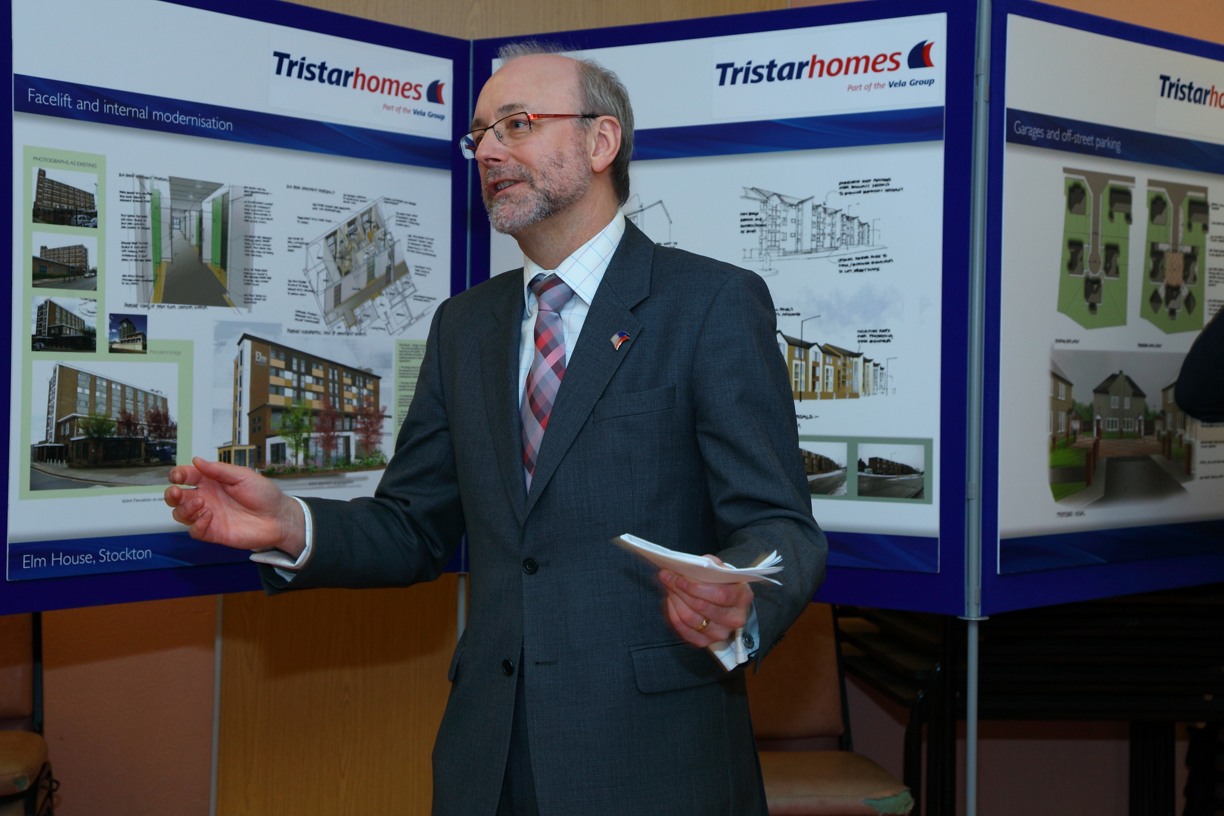 Alex Cunningham MP Slams Government Housing Policy as Affordable Housing starts fall 99%