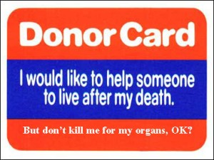 Urgent action is needed to increase the number of organ donors and save lives