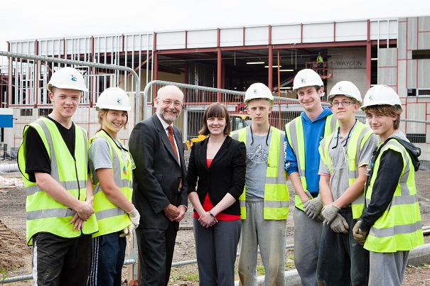 Alex MP welcomes local training scheme