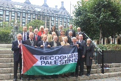 Alex MP backs call for UN to recognise Palestine