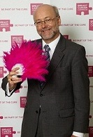 Alex MP backing the fight against breast cancer