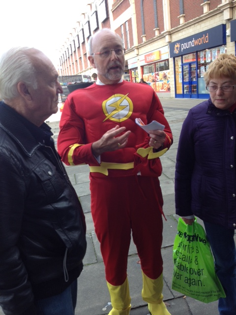 Alex MP supports Big Energy Saving Week