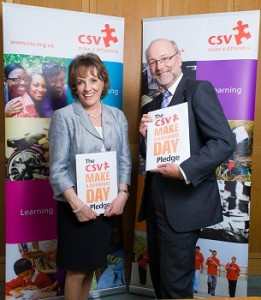 Alex Cunningham MP takes the Pledge to Make a Difference
