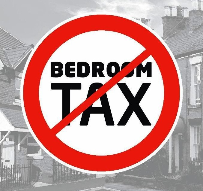 Alex challenges Government on Bedroom Tax policy