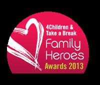 Family Heroes Award 2013