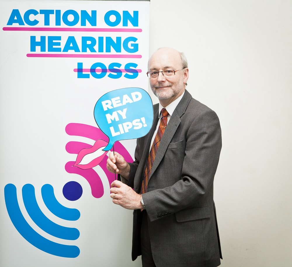 Alex backs charity's call for greater access to life-changing lipreading classes in Stockton