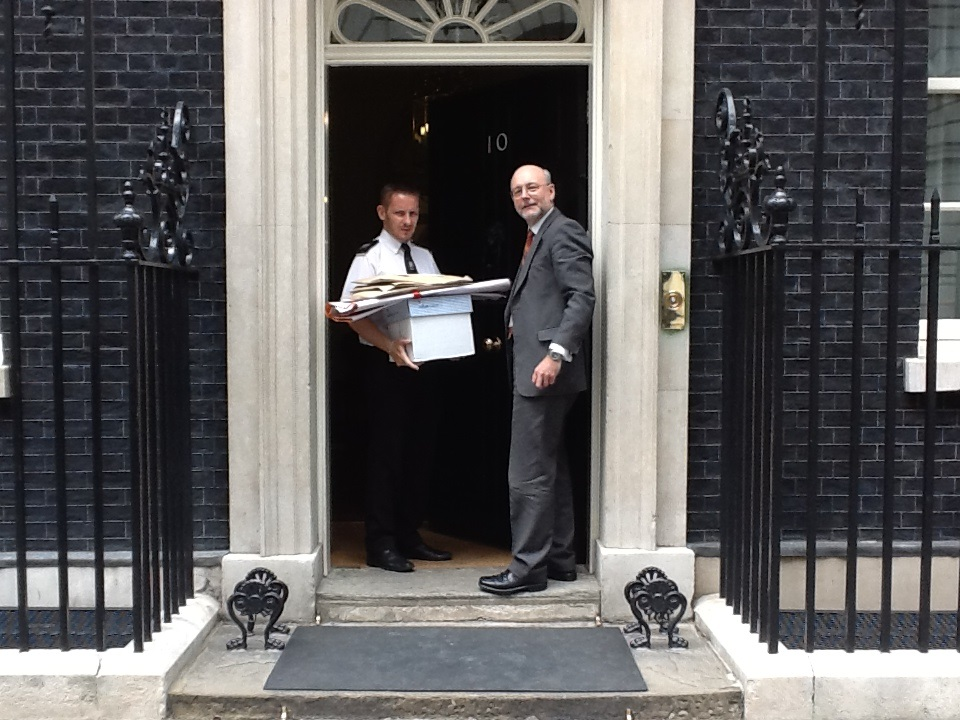 Glebe School project delivered to Number 10