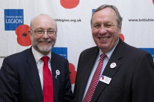 Alex reaffirms long-standing support for leading armed forces charity