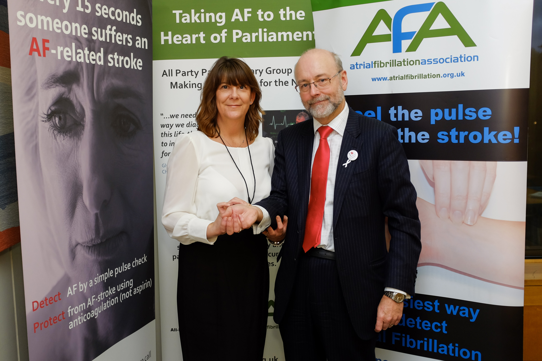 Alex calls for improved detection and treatment of atrial fibrillation to prevent 7,100 strokes a year