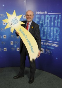 Alex & WWF Earth Hour