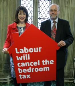 Alex & Rachel Reeves re. Bedroom Tax