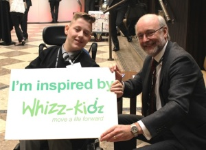 Alex & Whizz-Kidz (September 2014)