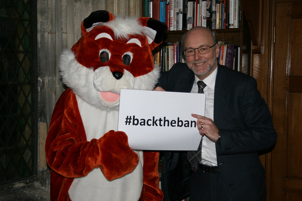 Alex reaffirms support for Hunting Act