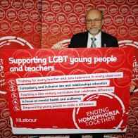 Alex & Labour LGBT (February 2015)