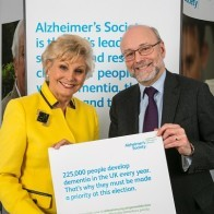 Alex & Alzheimers Society (March 2015)
