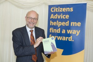 Alex celebrates work of Citizens Advice in Stockton