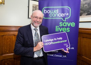Alex & Bowel Cancer UK (December 2015)