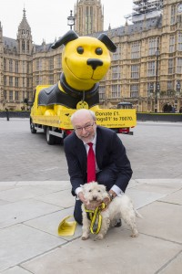 Alex & Dogs Trust (March 2016)