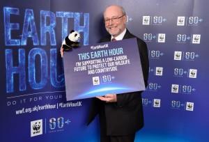 Alex Cunningham MP & Earth Hour 2016