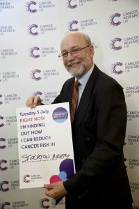 Cancer Research UK parliament day 2016