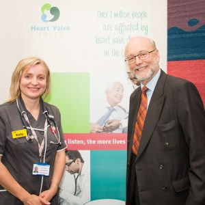 Alex calls for greater awareness and improved treatment of heart valve disease