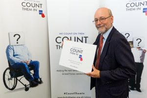 Alex pledges to count Armed Forces community in
