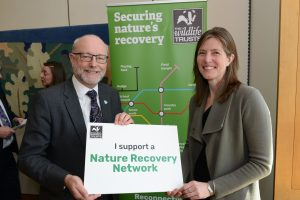 Alex adds support to Nature Recovery Network