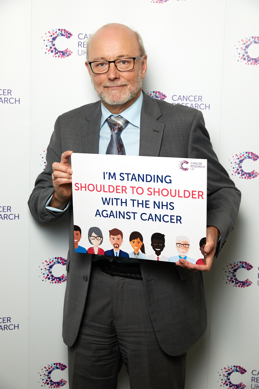 Alex takes a stand against cancer