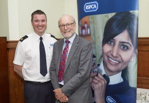 Alex works with the RSPCA to help improve animal welfare in Stockton North