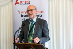 Alex hosts Arthritis event in Parliament