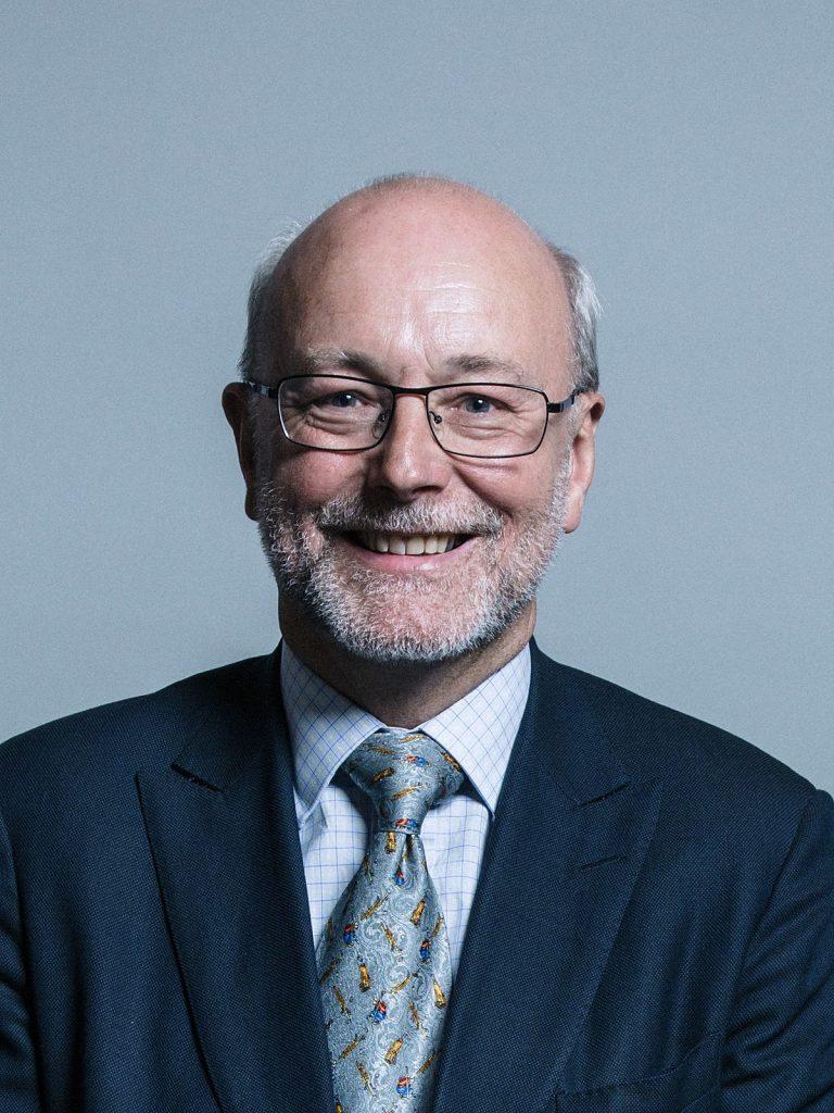 Alex Cunningham MP Headshot