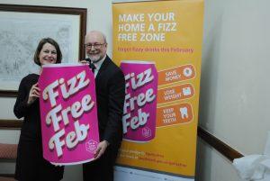 Alex backs Fizz Free February