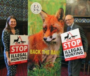 Alex calls for strengthening of the Hunting Act