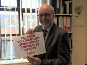 Alex supports HeartUnions Week