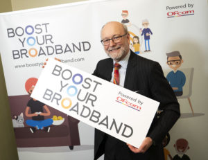 Alex urges Stockton residents to boost their broadband