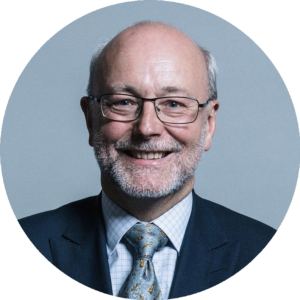 Alex Cunningham MP Headshot