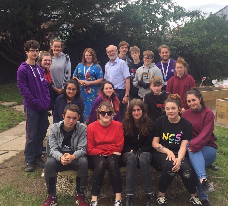 Alex meets the Stockton teens on a mission to reduce anti-social behaviour