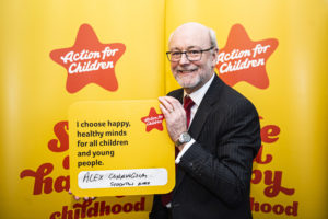 Stockton North MP supports Action for Children to help young people build healthy, happy minds