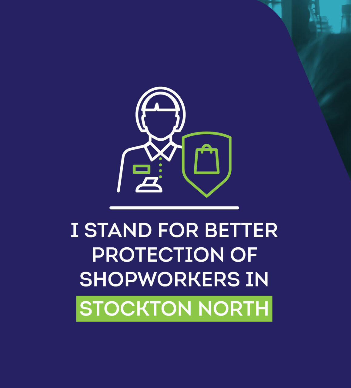Alex takes action to combat retail violence and protect retail staff