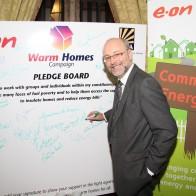 Alex Warm Homes campaign