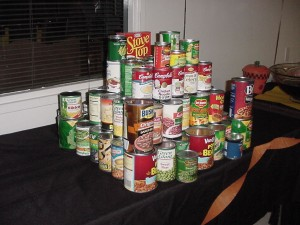 Stockton North MP challenges growth of Food Bank Britain
