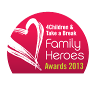 Alex encourages nominations for Family Heroes award