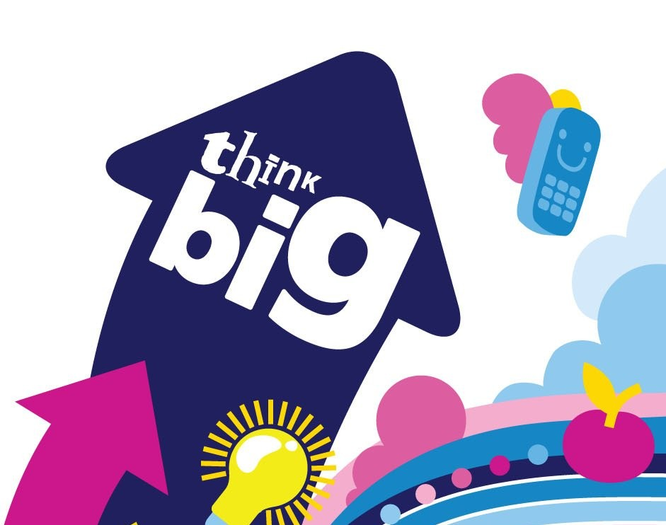 Alex encourages young people to Think Big to change communities