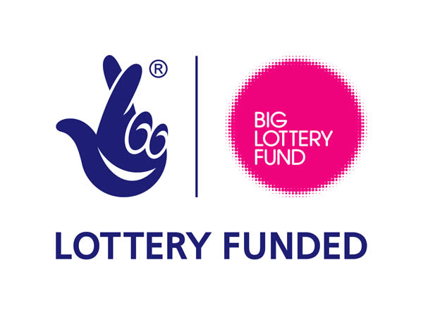 Alex pays tribute to local National Lottery funding