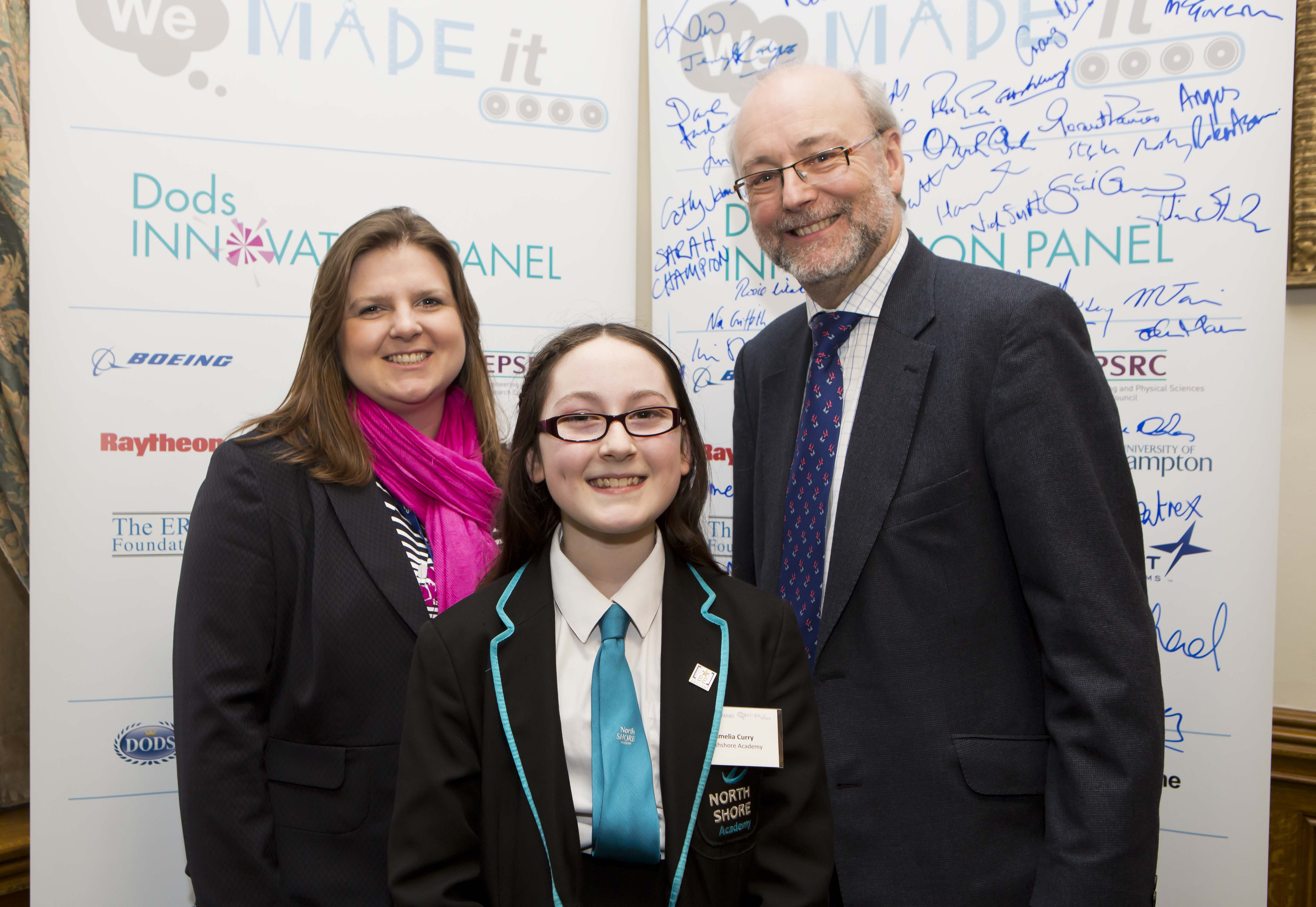 Alex hopes competition success will promote engineering and manufacturing careers amongst young people
