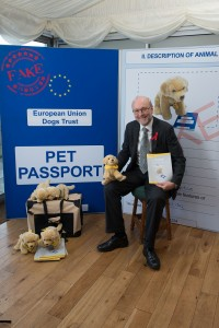 Alex highlights issue of puppy smuggling